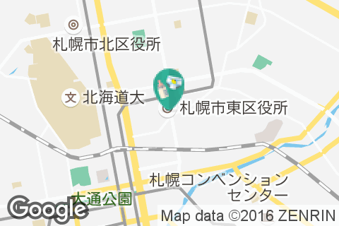 札幌市東保健センター(センター1階)の授乳室・オムツ替え台情報