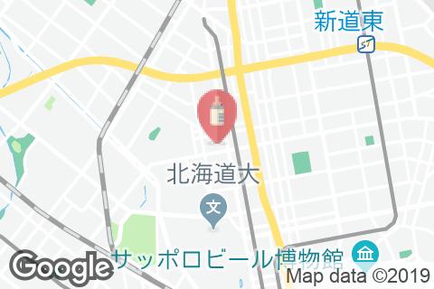 札幌市役所区役所 北区役所(2F)の授乳室情報