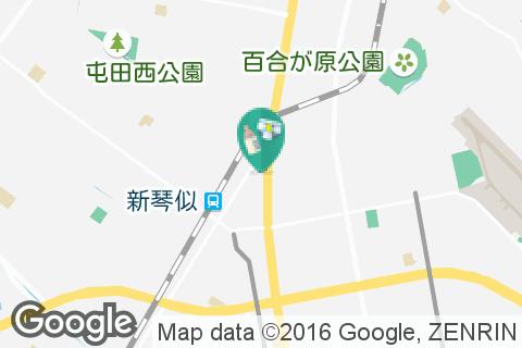 札幌市下水道科学館の授乳室・オムツ替え台情報