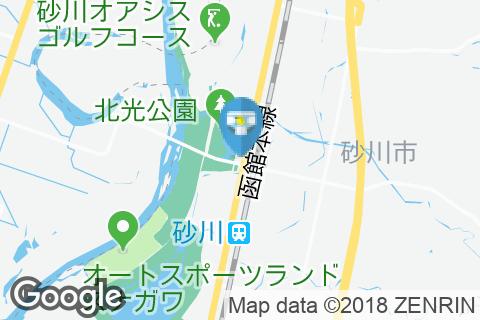 コープさっぽろ 砂川店(1F)のオムツ替え台情報