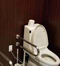 新宿住宅展示場(1F)のオムツ替え台情報