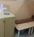 ダイエー向ヶ丘店(2F 赤ちゃんルーム)の授乳室・オムツ替え台情報
