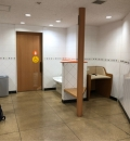 京急百貨店(5F 多目的トイレ)のオムツ替え台情報