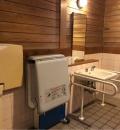 横山ビジターセンター(1F)のオムツ替え台情報