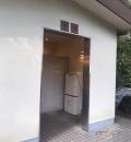 伊勢神宮外宮第2駐車場トイレのオムツ替え台情報