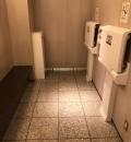 ラシック(5階 南側エレベーター前女性トイレ内)のオムツ替え台情報