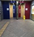 新幹線上田駅観光案内所(1F)のオムツ替え台情報
