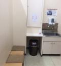 バザールタウン舞鶴(1F)の授乳室・オムツ替え台情報
