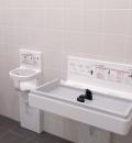 大泉さくら運動公園 御手洗 (駐車場)のオムツ替え台情報