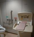 公園センター(1F)の授乳室・オムツ替え台情報