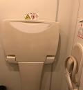 浅草寺 公衆トイレのオムツ替え台情報