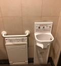 表門前多目的トイレ(1F)のオムツ替え台情報