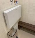ユニバース 花巻桜木店(1F 女子トイレ内)のオムツ替え台情報