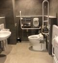 としまみどりの防災公園 イケ・サンパーク IKE SUNPARKトイレのオムツ替え台情報
