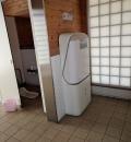 蒸気機関車近く無料トイレのオムツ替え台情報