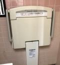 蘆花恒春園(公園内トイレ)のオムツ替え台情報