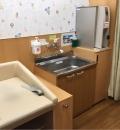 イオンモール新潟南(2F)の授乳室・オムツ替え台情報
