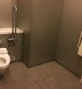 ホテル椿山荘東京(プラザ棟2F(多目的化粧室))のオムツ替え台情報