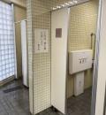 新松戸駅前公衆トイレ パオ(女子トイレ)のオムツ替え台情報