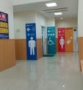 ケーズデンキ西神戸店(2F)の授乳室・オムツ替え台情報