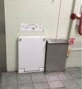 土浦駅 (改札内)(多機能トイレ)のオムツ替え台情報