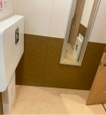TOTO豊橋ショールーム(1F)のオムツ替え台情報