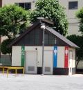 京陽公園(1F)のオムツ替え台情報