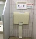 エディオン筑後店(1F)のオムツ替え台情報