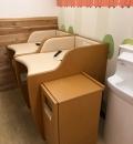 小山駅 新幹線待合室(3F)の授乳室・オムツ替え台情報