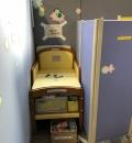 大分市役所(1階 子育て支援課前)の授乳室・オムツ替え台情報