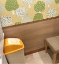 RAKU SPA GARDEN 名古屋(3F)の授乳室・オムツ替え台情報