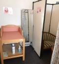 日の出ふ頭シンフォニー乗り場(1F)の授乳室・オムツ替え台情報