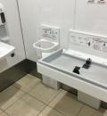 京成電鉄 空港第2ビル駅(京成本線改札内多機能トイレ)のオムツ替え台情報
