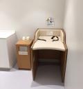 富岡市役所(1F)の授乳室・オムツ替え台情報