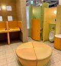 パセオ(PASEO)(センター地下1階)の授乳室・オムツ替え台情報