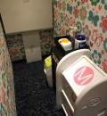 パセラリゾーツ 上野公園前店(3F)の授乳室・オムツ替え台情報