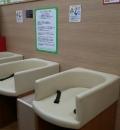 イオン新潟青山店(2階 赤ちゃん休憩室)の授乳室・オムツ替え台情報