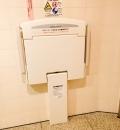 宮ヶ瀬ダム水とエネルギー館(1F)のオムツ替え台情報