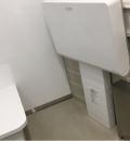神戸BAL(バル)(5F 無印良品トイレ内)の授乳室・オムツ替え台情報