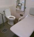 城北交通公園 多機能トイレのオムツ替え台情報