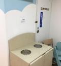西武船橋店(7階 ベビー休憩室 )の授乳室・オムツ替え台情報