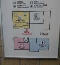 上新庄駅(改札内)のオムツ替え台情報