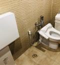 イオン北谷(1F スーパー側出入口付近トイレ)のオムツ替え台情報