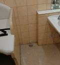 イオン盛岡南店(1階 多目的トイレ内)のオムツ替え台情報