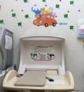 西宮名塩SA上り線(インフォメーション 隣)の授乳室・オムツ替え台情報