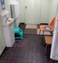 日野市役所 中央図書館(1F)の授乳室・オムツ替え台情報