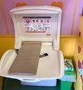 横浜アンパンマンこどもミュージアム&モール(1F)の授乳室・オムツ替え台情報
