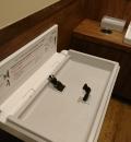 ミスタードーナツ熊本清水バイパスショップのオムツ替え台情報