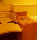 三井アウトレットパーク 倉敷(1階 総合案内所奥)の授乳室・オムツ替え台情報