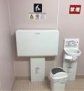 西松屋チェーン 川崎新久地店(1F)のオムツ替え台情報